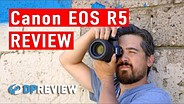 佳能EOS R5评论(8K视频,45MP,过热问题)GydF4y2Ba
