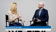Canon EOS RP live Q&A