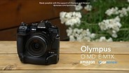 Olympus E-M1X product overview