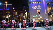 Nikon D750 Christmas parade sample video