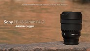 Product overview: Sony FE 12-24mm F4 G