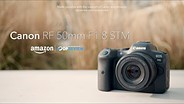 Canon RF 50mm F1.8 STM overview