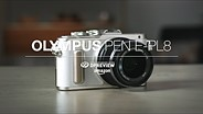 Olympus PEN E-PL8 Product Overview