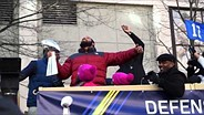 Sony a7R Seahawks parade sample video