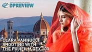Clara Vannucci takes the Fujifilm GFX 100 to Florence