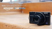 Sony Cyber-shot RX100 Mark VII Product Overview