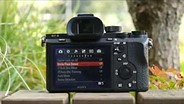 Sony a7RII design and handling