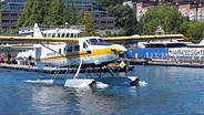 Nikon Coolpix AW110 seaplane sample video