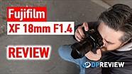 Fujifilm XF 18mm F1.4