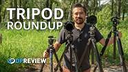 Large Tripod Comparison/Review (Gitzo, Manfrotto, Leofoto, Sirui)