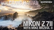 Mike Mezeul II and the Nikon Z7 II with Nikkor Z lenses