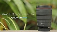 Canon RF 24-70mm F2.8L IS USM Product Overview