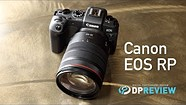 Canon EOS RP First Impressions