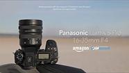 Panasonic Lumix S Pro 16-35mm F4 overview