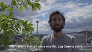 A quick look at Log Gamma with DPReview.com