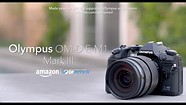 Olympus OM-D E-M1 Mark III Product Overview