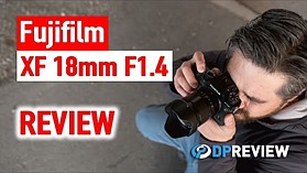 Fujifilm XF 18mm F1.4 Review – Fast and Sharp!