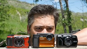 DPReview TV: Waterproof Compact Camera Roundup 2019 (Ricoh WG-6, Olympus TG-6, Panasonic TS7 / FTZ)