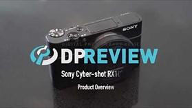 Sony Cyber-shot RX100 VI product overview by DPReview.com