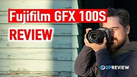 Fujifilm GFX 100S Review