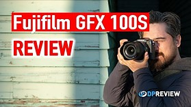 Fujifilm GFX 100S Review