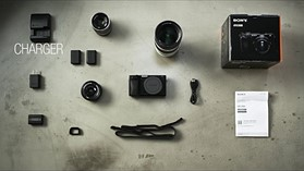 Getting started Guide: Sony a6300