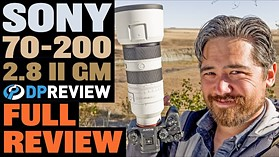 Sony 70-200mm F2.8 GM II Review