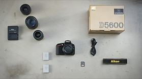 Getting Started Guide: Nikon D5600