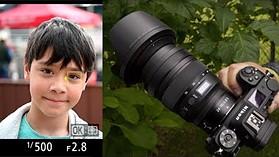 DPReview TV: Nikon Z6 and Z7 Eye-Autofocus Tested
