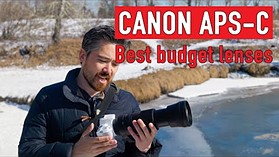 Best budget lenses for Canon APS-C DSLRs
