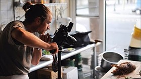 Visual Appetite: The photography of food with Eric Wolfinger