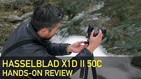 DPReview TV: Hasselblad X1D II 50C Review