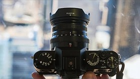 Fujifilm XF 16mm F2.8 WR Quick Review