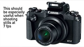 Meet the Canon PowerShot G1 X Mark III
