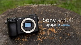 Sony a6400 product overview