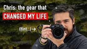 The Camera Gear that Changed my Life (the humble wrist strap)