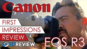 Canon EOS R3 First Impressions Review