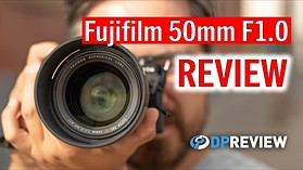 Fujifilm 50mm F1.0 Hands-on Review