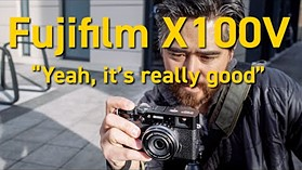 Fujifilm X100V Hands-on Initial Review