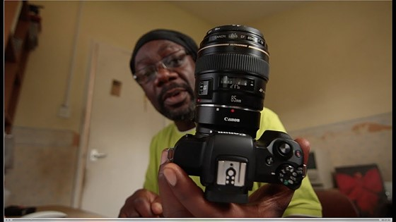 Re: Need Fast Lens For M50: Canon EOS M Talk Forum: Digital